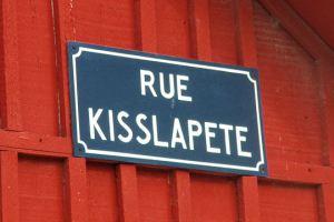 Rue kisslapete
